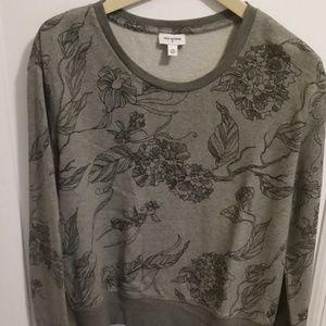 True Religion cotton crewneck sweatshirt